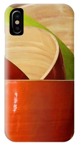 Rice Bowl Stack IPhone Case