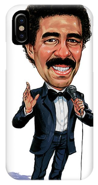 Superior iPhone Case - Richard Pryor by Art