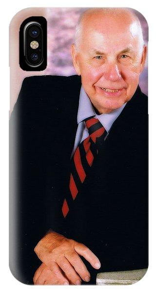 Richard IPhone Case