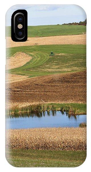 Richland Farmscape IPhone Case