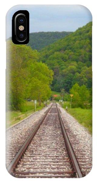 iPhone Case - Richtung Bad Urach by Peter Norden