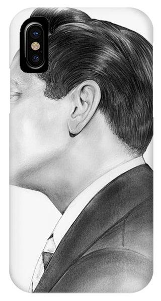 Leader iPhone Case - Ricky Ricardo by Greg Joens