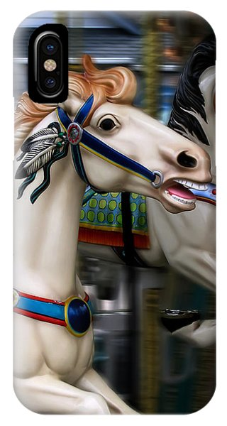 Ride A Painted Pony IPhone Case