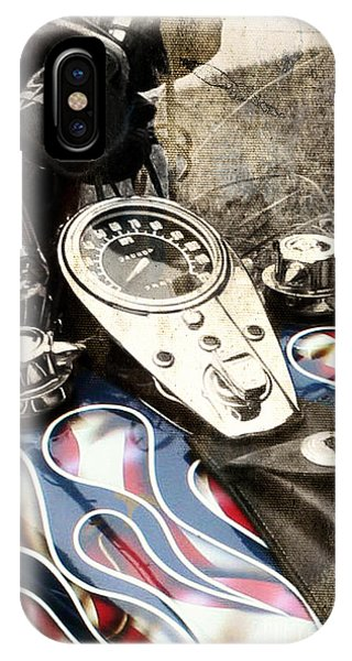 Ride With Pride IPhone Case
