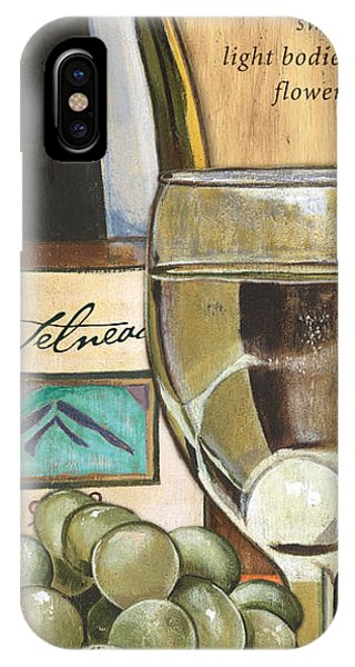 Liquor iPhone Case - Riesling by Debbie DeWitt