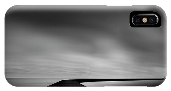Simple Landscape iPhone Case - Right Turn? by Mats Reslow