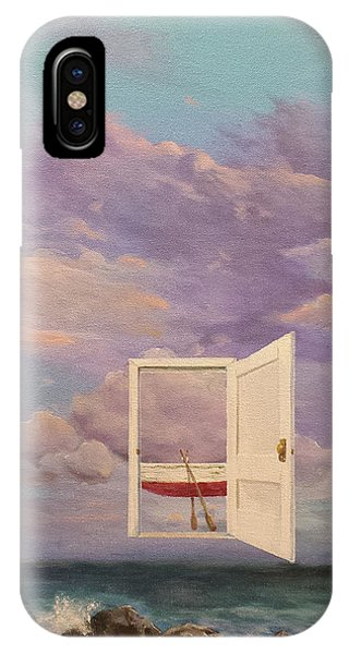 Right Where It's Always Been IPhone Case