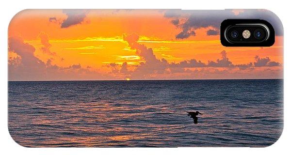 Rincon Sunset IPhone Case