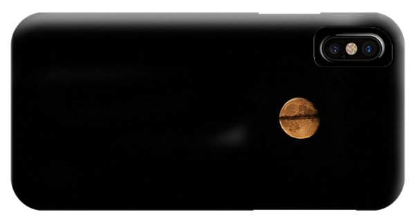 Ring Around The Moon IPhone Case