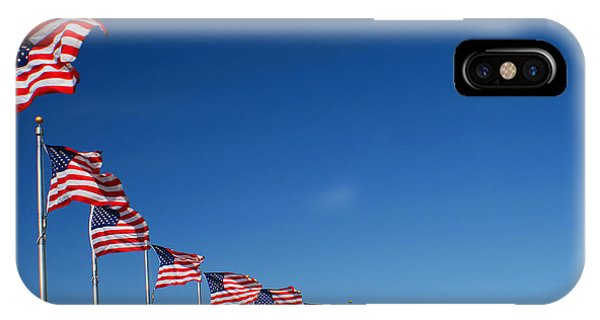 Ring Of Flags IPhone Case