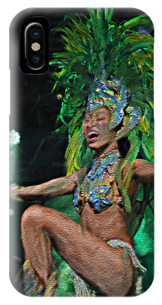 Rio Dancer I A IPhone Case