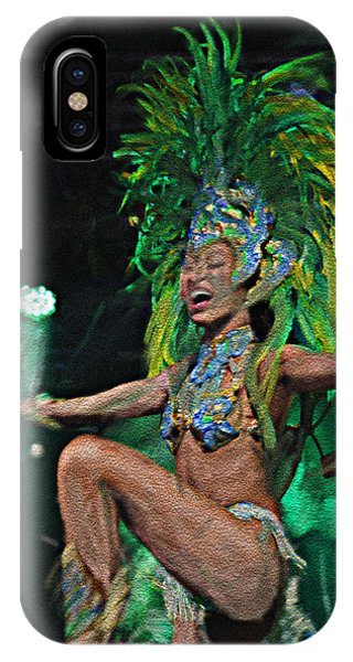 Rio Dancer I B  IPhone Case