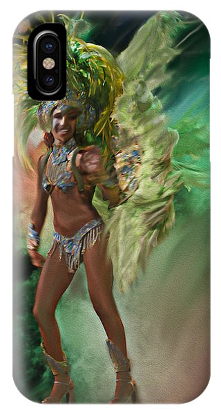 Rio Dancer II A  IPhone Case