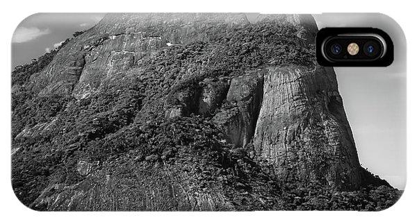 Rio De Janeiro Classic View - Sugar Loaf IPhone Case