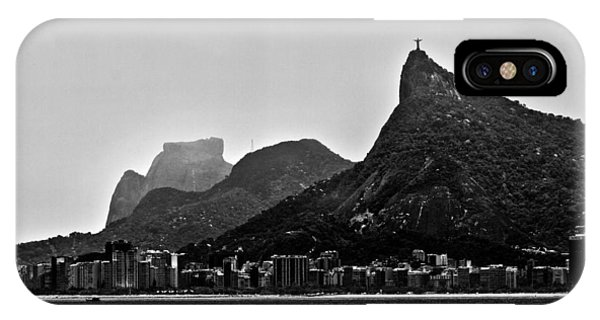 Rio From Niteroi IPhone Case