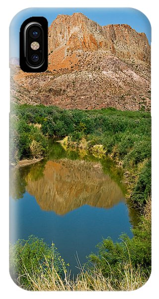 IPhone Case featuring the photograph Rio Grand by Mae Wertz