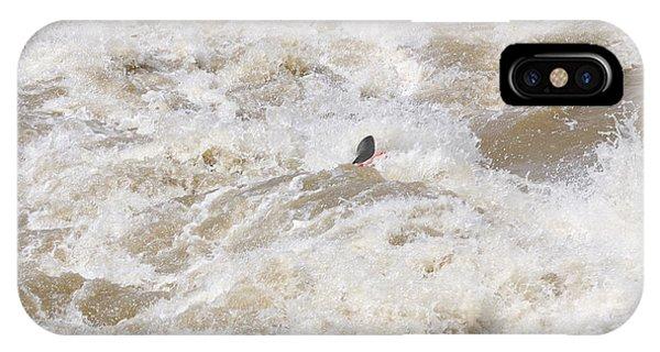 Rio Grande Kayaking IPhone Case