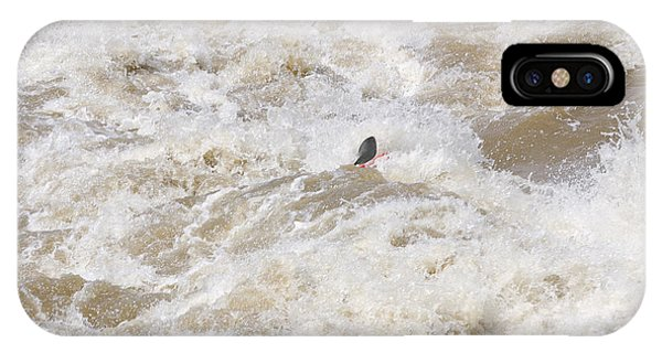Rio Grande Kayaking IPhone Case