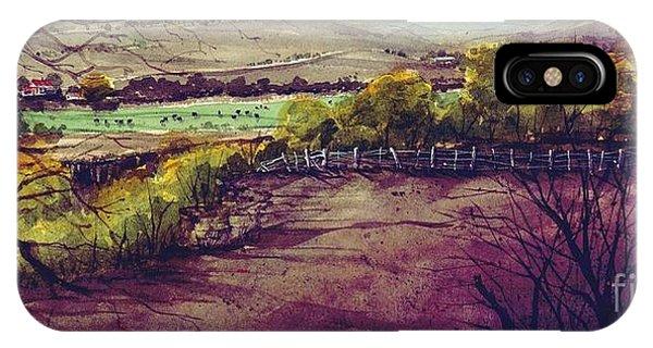Rio Penasco Ranch IPhone Case