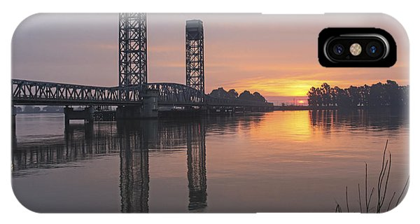 Rio Vista Bridge IPhone Case