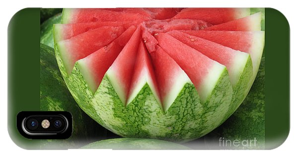 Ripe Watermelon IPhone Case