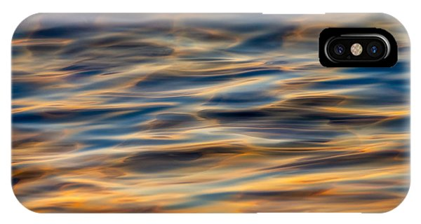 Ripples #3  73a8331 IPhone Case