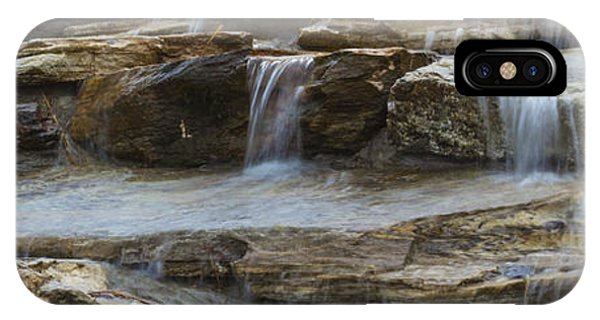 Ripples Of Water Panoramic IPhone Case