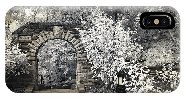 Ritter Park Arch IPhone Case