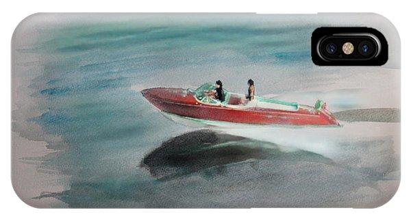 Riva Aquarama IPhone Case