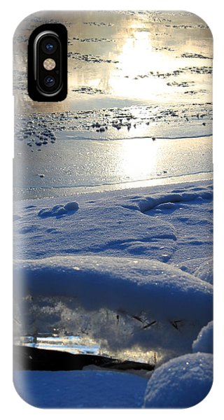 River Ice IPhone Case
