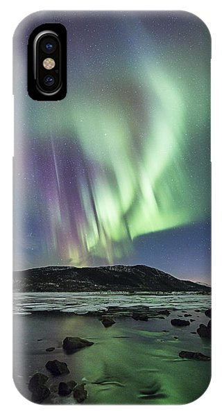 River Meet The Sea Phone Case by Frank Olsen