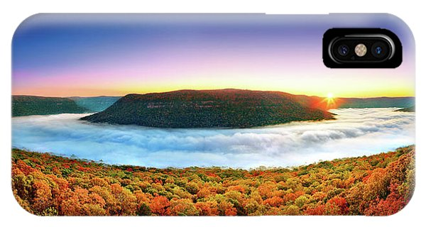 River Of Fog IPhone Case