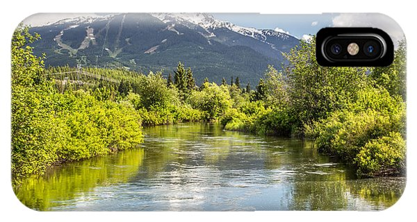 River Of Golden Dreams Phone Case by Pierre Leclerc Photography