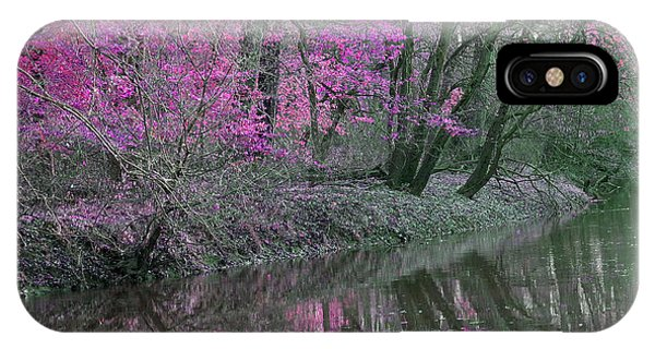 River Of Pastel IPhone Case