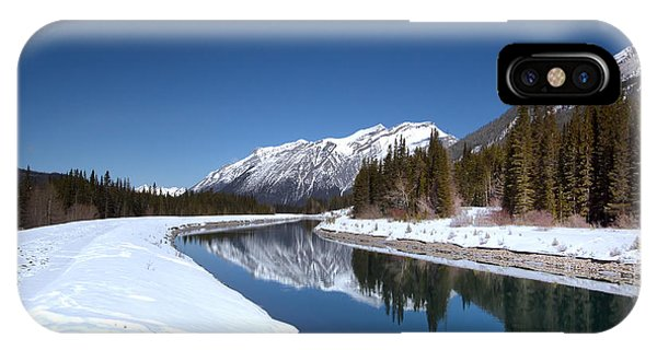 River To Beauty IPhone Case