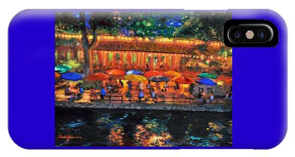 Da190 River Walk By Daniel Adams IPhone Case