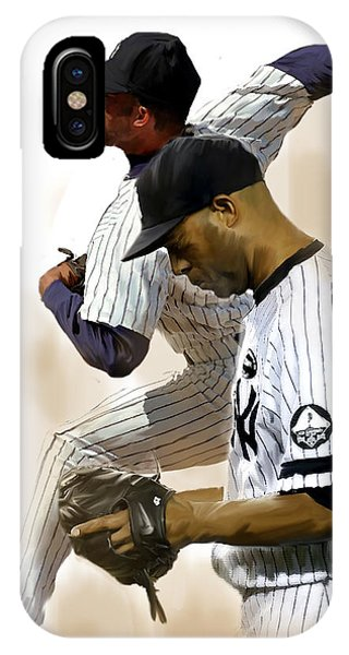 Rivera   Mariano Rivera  IPhone Case