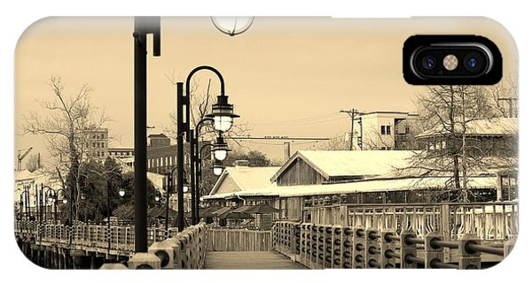 Riverfront IPhone Case