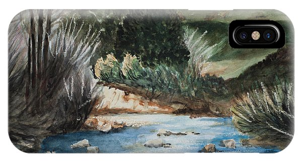 Riverscape IPhone Case