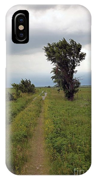 Road Less Traveled IPhone Case