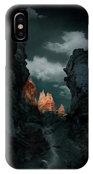 Road Phone Case by Louise Yu