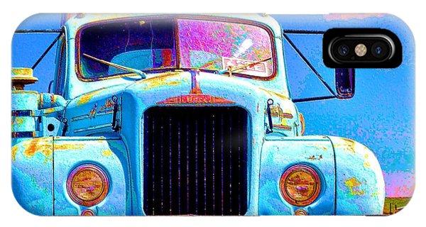 Road Rage IPhone Case