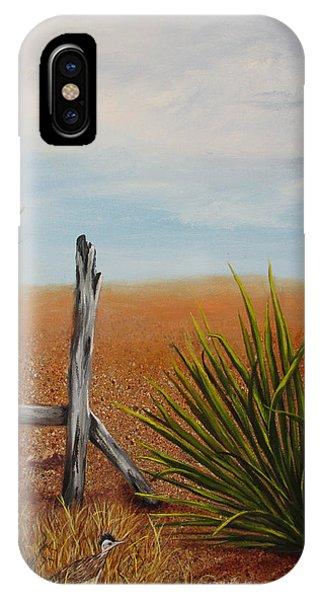 Road Runner IPhone Case