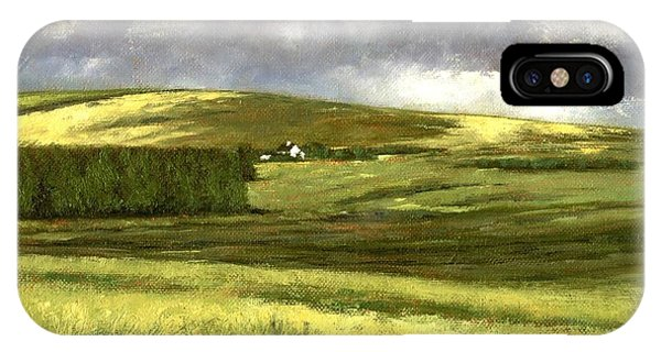 iPhone Case - Road To Ardara by Jim Gola