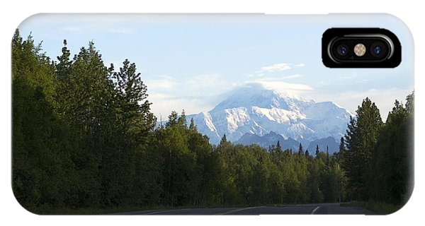 Road To Denali  IPhone Case