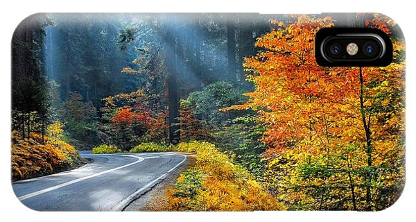 Road To Glory  IPhone Case