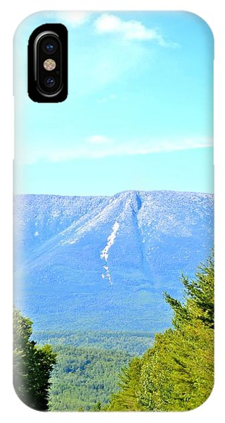 Road To Katahdin IPhone Case
