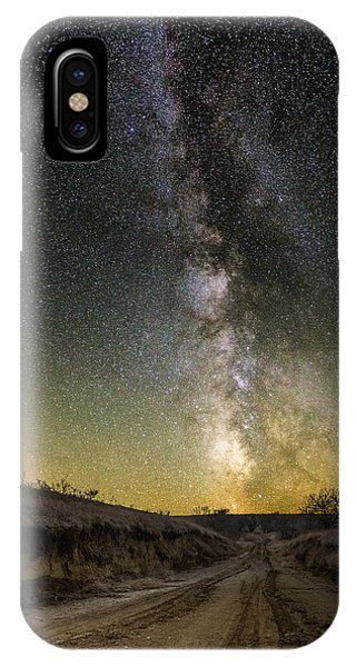 Road To Nowhere - Great Rift IPhone Case