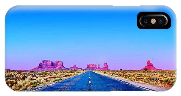 Ruin iPhone Case - Long Road To Ruin by Az Jackson