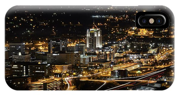 Roanoke Virginia IPhone Case